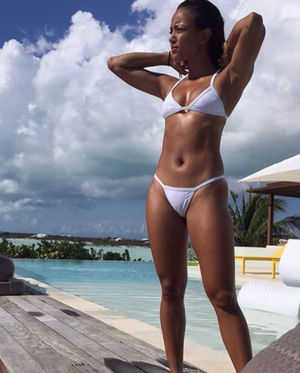 Karrueche Tran and Christina Milian's Turks and Caicos Vacay