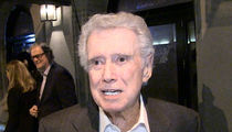 Regis Philbin Says Trump's Doing Good, So Far (VIDEO)