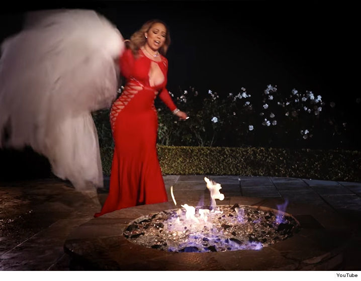 0203-mariah-carey-wedding-dress-fire-TMZ-YOUTUBE-02