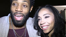Antonio Cromartie's Advice to Jay and Bey ... Have More Kids!! (VIDEO)
