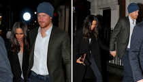 Prince Harry & Meghan Markle Out in London (PHOTO GALLERY)