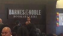 Keke Palmer Breaks Down At Book Signing (VIDEO)