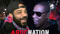 Jay Z and Jim Jones Squash Beef, Jones Signs with Roc Nation
