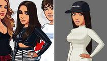 Kim Kardashian Loses Ring Again, In Video Game (PHOTO)
