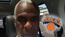 NY Knicks Say Charles Oakley Is LYING ... Dozens Witnessed 'Abusive Behavior'