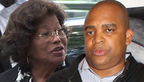 Katherine Jackson Says Her Nephew Is Abusing Her