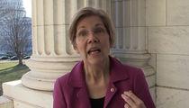 Elizabeth Warren Says It's Not a 'Women's Thing' That I Was Shut Down (VIDEO)