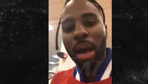 Jason Derulo Claims Racism After Cops Called on American Airlines Flight (VIDEO)