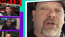 'Pawn Stars' Rick Harrison Says Tom Brady's Jersey Could Get $200k+ (VIDEO)