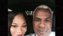Charles Oakley's Wife: 'He's Not An Alcoholic ... Doesn't Need Help'