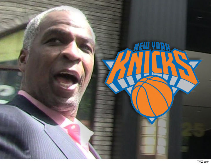 oakley oakley  charles oakley trashed white people & police in msg meltdown witnesses say