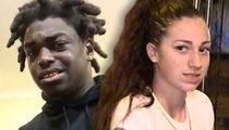 'Cash Me Ousside' Girl Not Officially Repping for Kodak Black