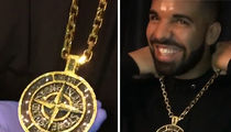 Drake's Got A New Chain, And It's Insane