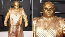 CeeLo Green Is Gold For The Grammys