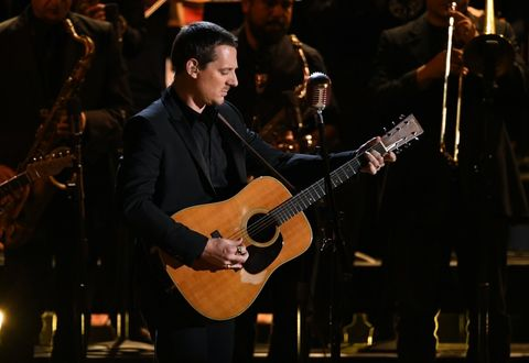 2017 grammy awards performance pictures photo 36 Sturgill simpson grammy performance