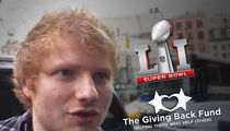 Ed Sheeran Used by 'Manager' in Super Bowl Ticket Scam (DOCUMENT)