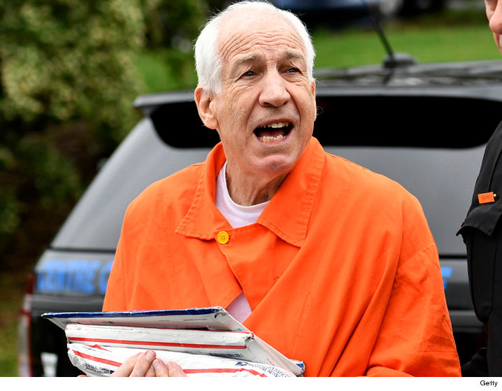 Jerry Sandusky's Son Arrested for Sexual Assault on Child