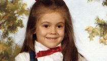 Guess Who This Smiling Schoolgirl Turned Into!