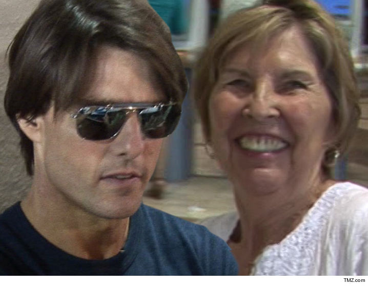Tom Cruise's Mother Has Died At 80