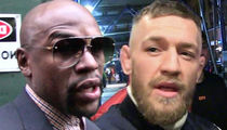Floyd Mayweather Also Says 'NO DEAL' With McGregor