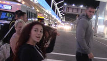 'Cash Me Ousside' Girl Rolling Deep with Bodyguards Now (VIDEO)