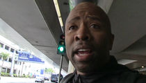 Adam Silver's The REAL Hero In Oakley, Knicks Truce ... Says Kenny Smith (VIDEO)