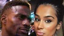 NFL's Emmanuel Sanders -- Blew A FORTUNE On Sidechicks ... Furious Wife Claims
