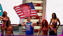 Donald Trump Used in Mexican Wrestling League for Ultimate Heel Move (PHOTOS)