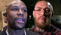 Floyd Mayweather Gives McGregor Ultimatum for Megafight (PHOTO)