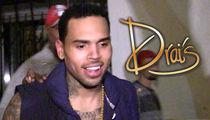 Chris Brown Buries Hatchet with Drai's, Gets Back Vegas Gig