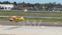 Harrison Ford 'Completely Misjudged Runway' ... Last Second Save on Taxiway (PHOTO)
