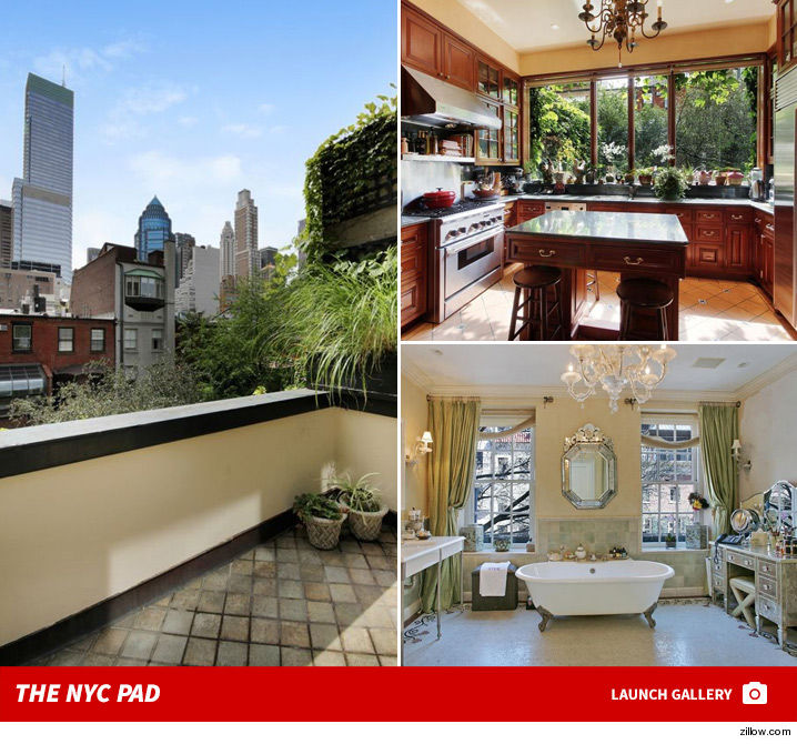 Tmz 39 rhony 39 star sonja morgan listing townhouse take for Nyc townhouse for sale