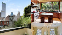 'RHONY' Star Sonja Morgan Lists Her NYC Townhouse, Take SEVEN! (PHOTO GALLERY)