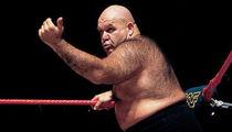 WWE Hall of Famer George 'The Animal' Steele Dead at 79 (VIDEOS)