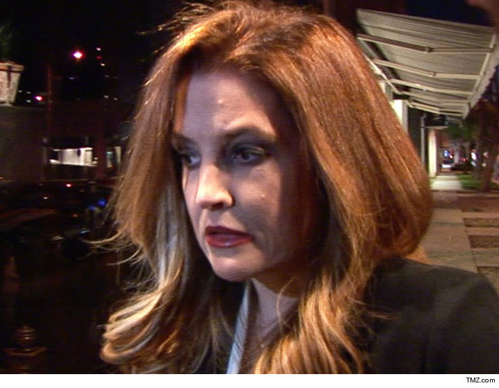 Lisa Marie Presley's Daughters Taken Into Protective Custody During Ex-Husband Investigation