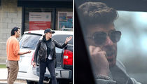 Robin Thicke, Paula Patton Square Off with Cops ... Again