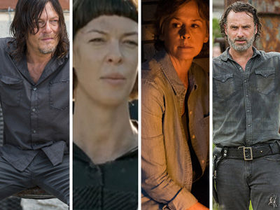 'The Walking Dead': We NEED to Talk About That Reunion ... and This Freaky New Group!