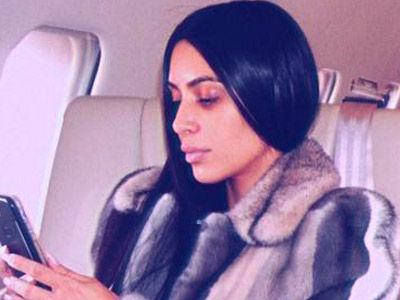 Kim Kardashian Debuts a Drastic New 'Do for 2017: Wait Till You See How Different She Looks!