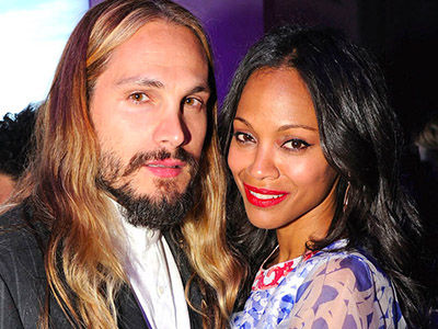 Zoe Saldana Shares Photo of Her Surprise Newborn Baby: See How Adorable He Is!