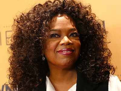 Oprah is UNRECOGNIZABLE: See Her Latest Look For New Film (Video)