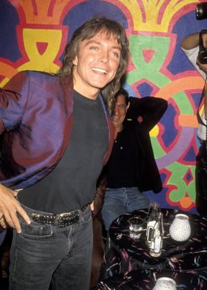 David Cassidy -- Through the Years