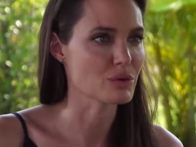 "Angelina Jolie BREAKS SILENCE on ""Difficult"" Brad Pitt Split In Emotional Interview (Video)"