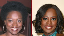 Viola Davis -- Good Genes or Good Docs?