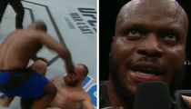 UFC Fighter KOs Ronda Rousey's Boyfriend ... Tries to Steal His Girl (VIDEO)