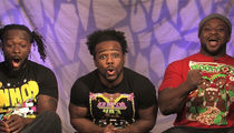Wrestlemania Bombshell ... NEW DAY, NEW HOSTS! (Video)