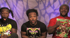 WrestleMania Bombshell ... NEW DAY, NEW HOSTS!…