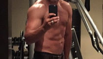 Guess The Shredded Oscar Bod ... See Whose Award-Worthy Six-Pack