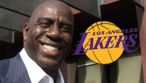L.A. Lakers Fire Mitch Kupchak, Remove Jim Buss ... Magic Johnson New Prez. of Basketball Operations
