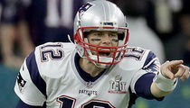 Tom Brady's Camp Made the Call On $500k Jersey Value ... Cops Say