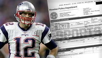 Tom Brady Police Report -- Cops Value Missing Jersey at $500,000!